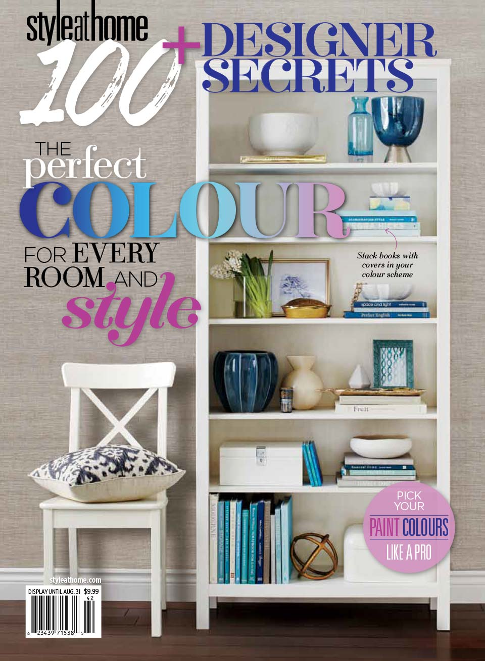 Style at Home – Little Black Book